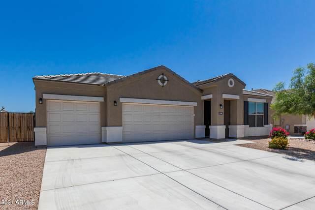 598 W Belmont Red Trail, San Tan Valley, AZ 85143 (MLS #6236123) :: Balboa Realty