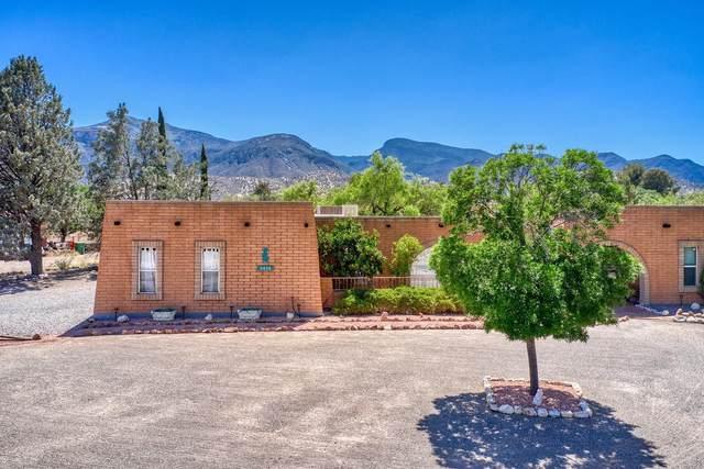 5418 S Equestrian Avenue, Sierra Vista, AZ 85650 (MLS #6236128) :: Executive Realty Advisors