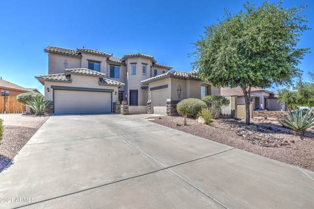 7607 E Globemallow Lane, Gold Canyon, AZ 85118 (MLS #6236140) :: Arizona Home Group