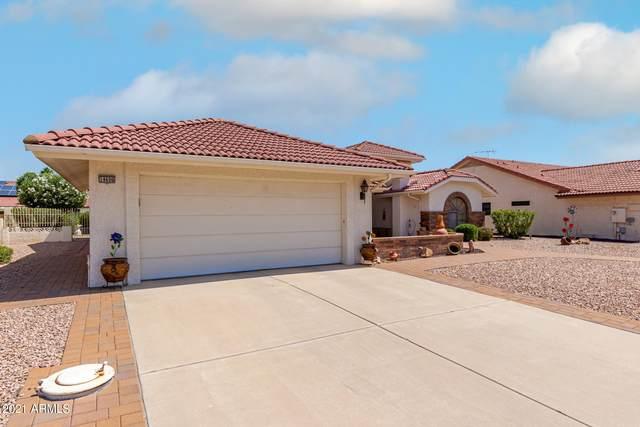 14606 W Ravenswood Drive, Sun City West, AZ 85375 (MLS #6236145) :: Zolin Group