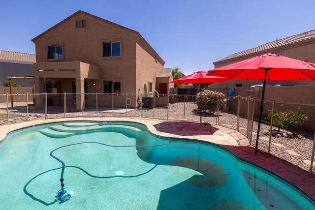 113 S 21ST Street, Coolidge, AZ 85128 (MLS #6236147) :: Yost Realty Group at RE/MAX Casa Grande