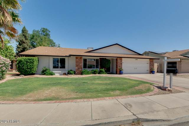 10838 E Mercer Lane, Scottsdale, AZ 85259 (MLS #6236166) :: Yost Realty Group at RE/MAX Casa Grande