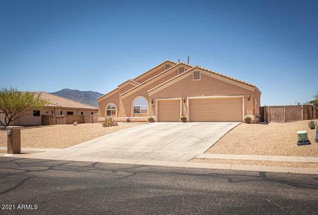 3524 Plaza De La Rosa, Sierra Vista, AZ 85650 (MLS #6236168) :: Conway Real Estate