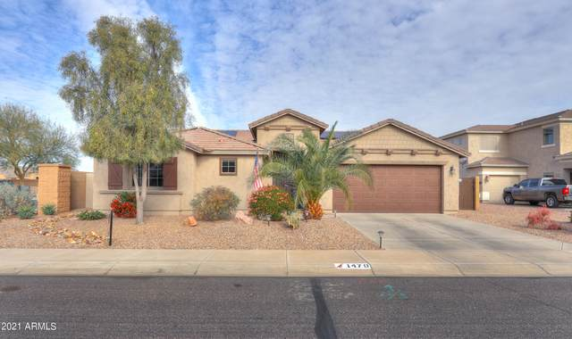 1470 E Sunset Drive, Casa Grande, AZ 85122 (MLS #6236170) :: Walters Realty Group