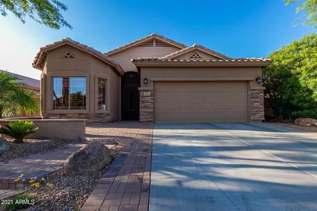 1328 E Julius Street, Casa Grande, AZ 85122 (MLS #6236183) :: Walters Realty Group