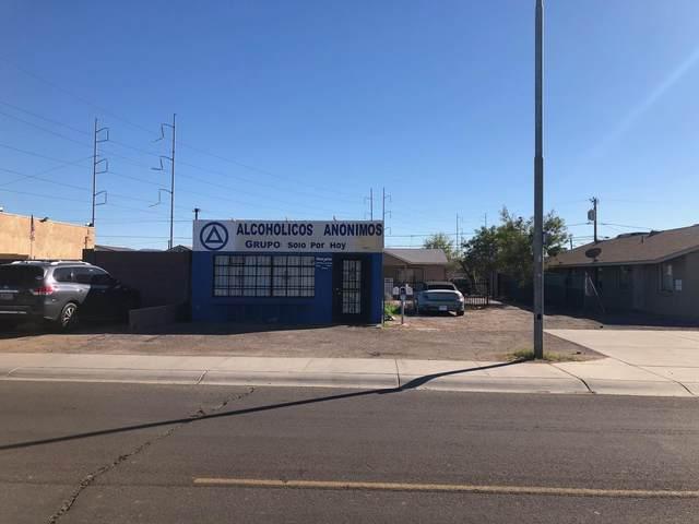 309 W Mohave Street, Phoenix, AZ 85003 (MLS #6236189) :: Nate Martinez Team