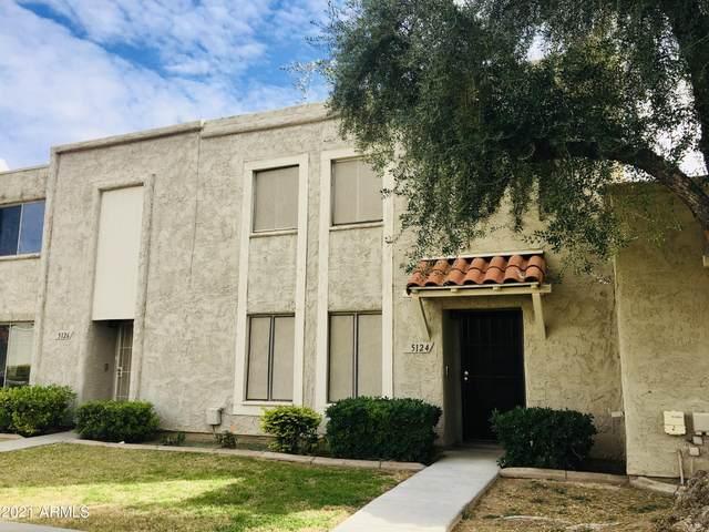 5124 N 82ND Street, Scottsdale, AZ 85250 (MLS #6236196) :: Service First Realty