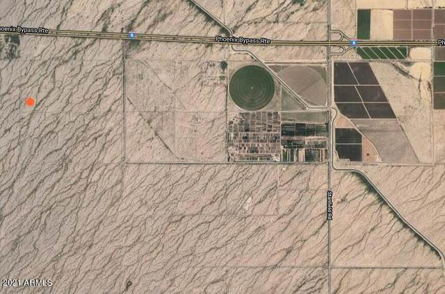 0 No Name, Stanfield, AZ 85172 (MLS #6236200) :: Yost Realty Group at RE/MAX Casa Grande