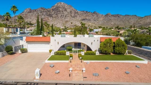 7501 N 21ST Place, Phoenix, AZ 85020 (MLS #6236204) :: Zolin Group