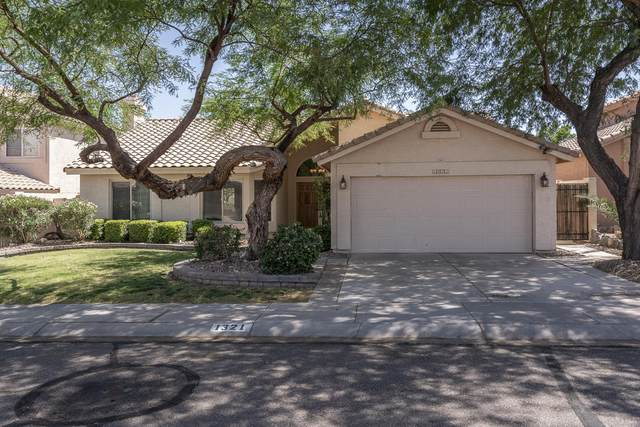1321 W Thunderhill Drive, Phoenix, AZ 85045 (MLS #6236224) :: Executive Realty Advisors