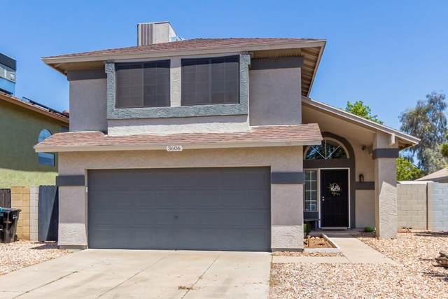 3606 W Behrend Drive, Glendale, AZ 85308 (MLS #6236229) :: Sheli Stoddart Team | M.A.Z. Realty Professionals