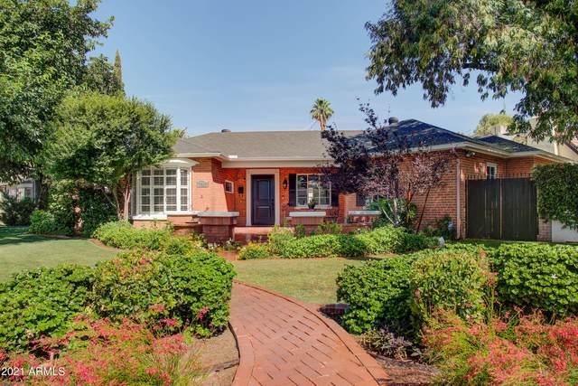 1801 Palmcroft Way NE, Phoenix, AZ 85007 (MLS #6236233) :: Keller Williams Realty Phoenix