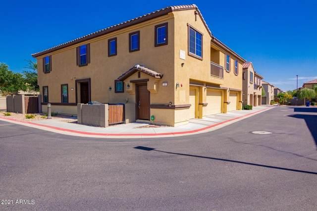 1250 S Rialto #8, Mesa, AZ 85209 (MLS #6236263) :: The Newman Team