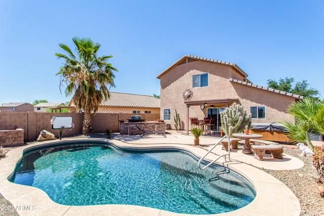 4941 E Silverbell Road, San Tan Valley, AZ 85143 (MLS #6236270) :: Balboa Realty
