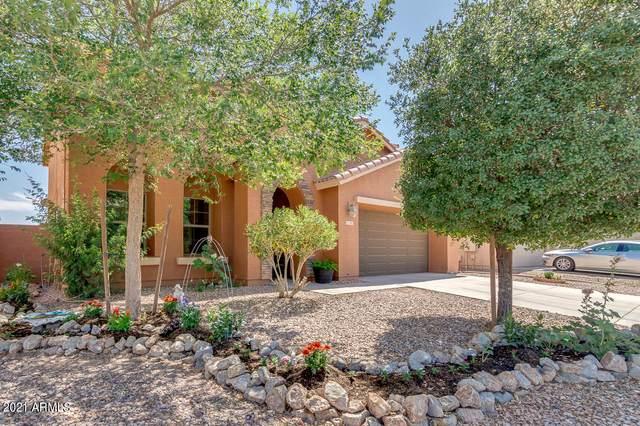 1581 E Jahns Drive, Casa Grande, AZ 85122 (MLS #6236285) :: Sheli Stoddart Team | M.A.Z. Realty Professionals