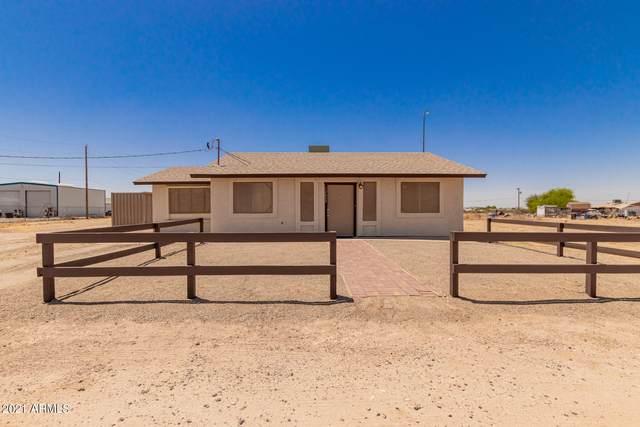 12632 S Hermit Road, Buckeye, AZ 85326 (MLS #6236305) :: Executive Realty Advisors