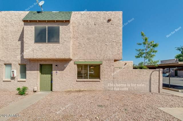 1500 W Rio Salado Parkway #93, Mesa, AZ 85201 (MLS #6236306) :: Power Realty Group Model Home Center