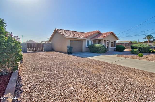 1316 N Wood Street, Casa Grande, AZ 85122 (MLS #6236315) :: Walters Realty Group