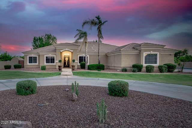 19905 E Via Del Oro Street, Queen Creek, AZ 85142 (MLS #6236319) :: Yost Realty Group at RE/MAX Casa Grande
