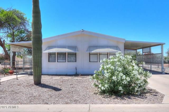 1677 N Mesa Verde Drive, Casa Grande, AZ 85122 (MLS #6236337) :: Walters Realty Group