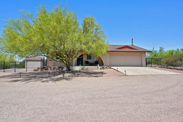 5474 E Singletree Street, Apache Junction, AZ 85119 (MLS #6236338) :: Arizona Home Group