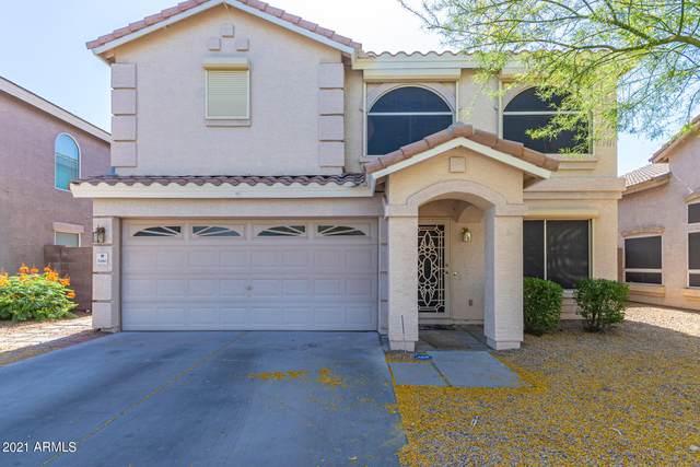 16036 N 11TH Avenue #1050, Phoenix, AZ 85023 (MLS #6236353) :: The Luna Team