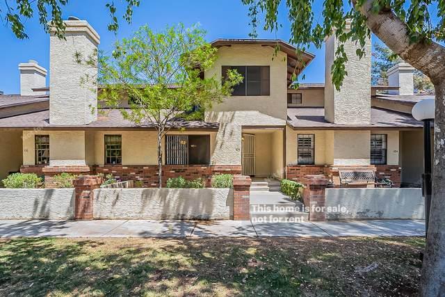 170 E Guadalupe Road #105, Gilbert, AZ 85234 (MLS #6236358) :: The Garcia Group