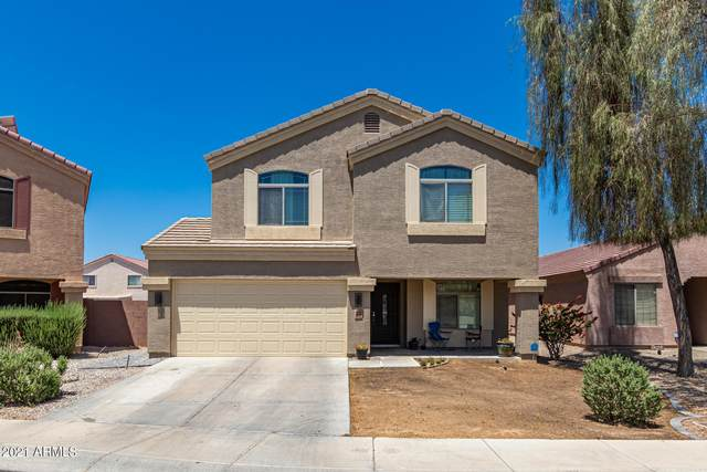 8618 W Kingman Street, Tolleson, AZ 85353 (MLS #6236367) :: The Luna Team