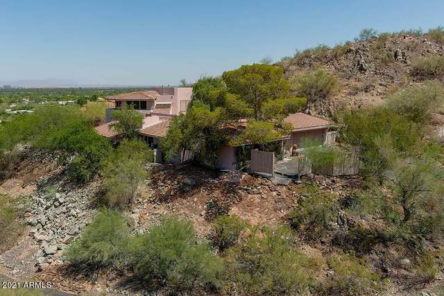 6041 E Foothill Drive N, Paradise Valley, AZ 85253 (MLS #6236369) :: Nate Martinez Team