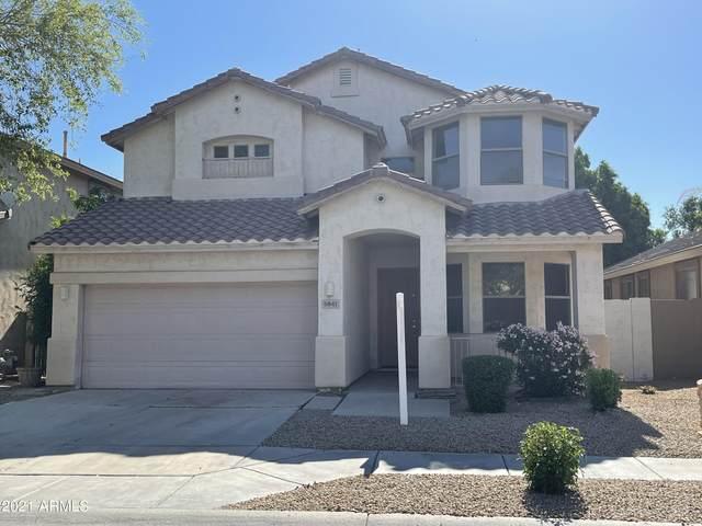 6841 S 26th Place, Phoenix, AZ 85042 (MLS #6236374) :: Yost Realty Group at RE/MAX Casa Grande
