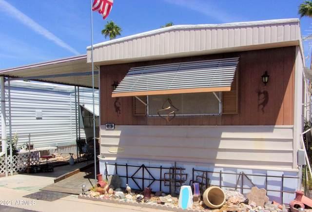 7807 E Main Street B8, Mesa, AZ 85207 (MLS #6236393) :: TIBBS Realty