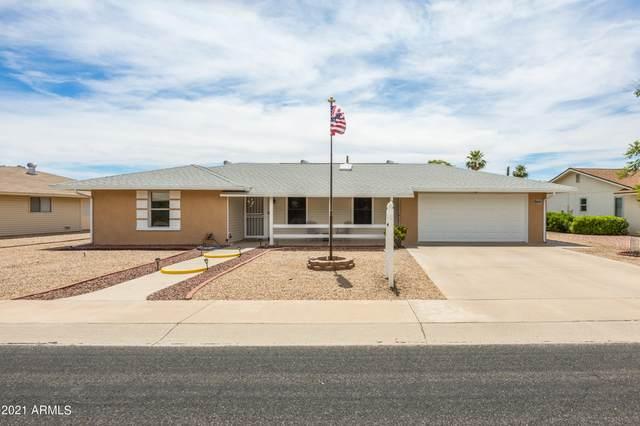 9201 W Hidden Valley Lane, Sun City, AZ 85351 (MLS #6236410) :: John Hogen   Realty ONE Group