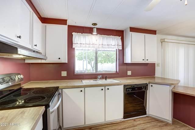 5402 E Mckellips Road #265, Mesa, AZ 85215 (MLS #6236415) :: West Desert Group | HomeSmart