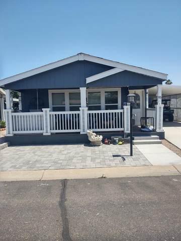 11411 N 91ST Avenue #85, Peoria, AZ 85345 (MLS #6236420) :: The Luna Team