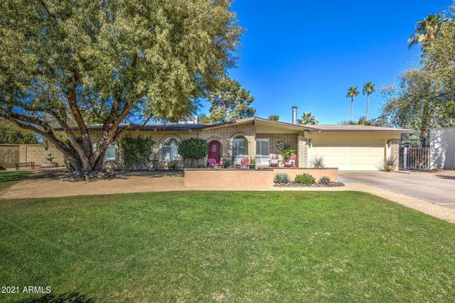 5806 E Cochise Road, Paradise Valley, AZ 85253 (MLS #6236423) :: The Garcia Group