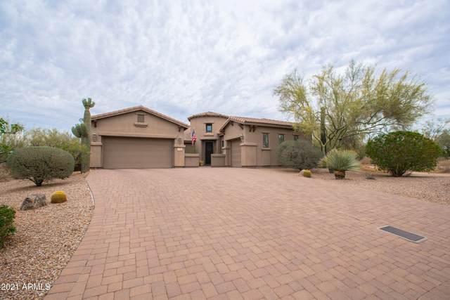 5528 E Woodstock Road, Cave Creek, AZ 85331 (MLS #6236424) :: Yost Realty Group at RE/MAX Casa Grande