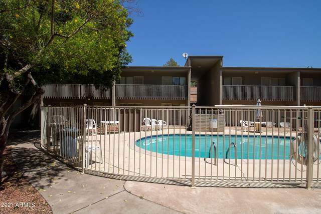 1816 W Tuckey Lane #16, Phoenix, AZ 85015 (MLS #6236430) :: Yost Realty Group at RE/MAX Casa Grande