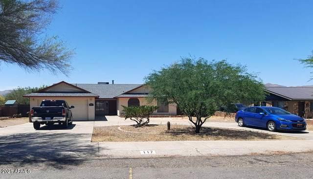 117 W Griffin Road, Kearny, AZ 85137 (MLS #6236434) :: The AZ Performance PLUS+ Team