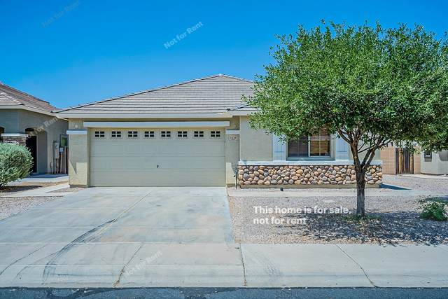 2436 W Bartlett Way, Queen Creek, AZ 85142 (MLS #6236436) :: Yost Realty Group at RE/MAX Casa Grande