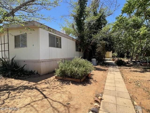 302 N 5TH Street A, Sierra Vista, AZ 85635 (MLS #6236463) :: Conway Real Estate