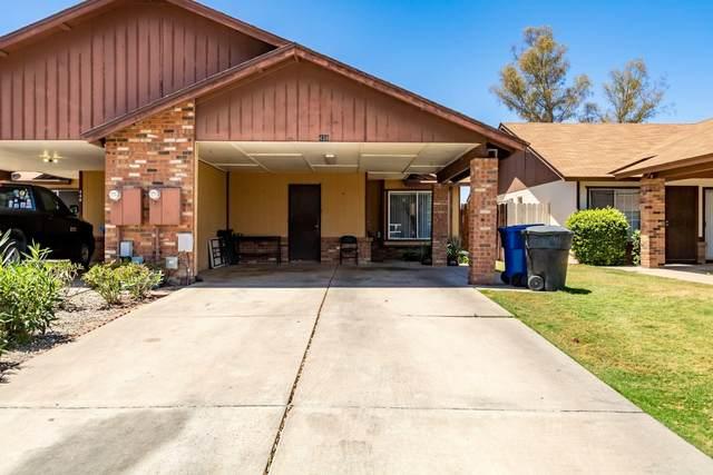 438 S 32ND Place, Mesa, AZ 85204 (MLS #6236476) :: Yost Realty Group at RE/MAX Casa Grande