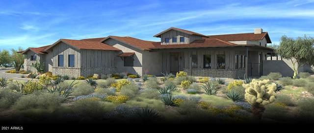 16011 N Brooks Road, Maricopa, AZ 85139 (MLS #6236480) :: The Luna Team