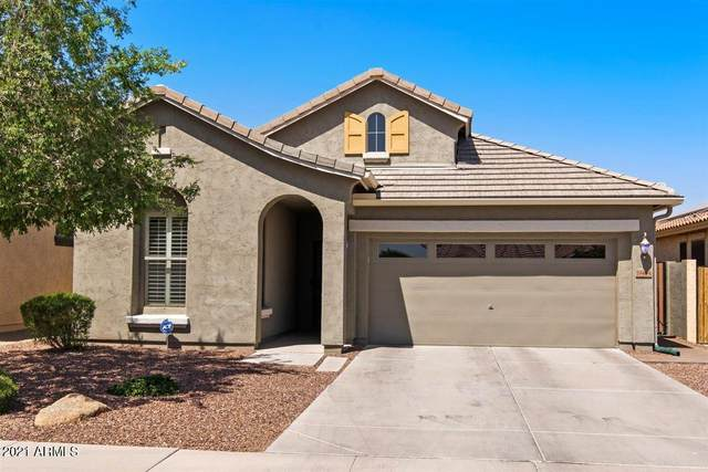 19494 N San Marin Street, Maricopa, AZ 85138 (MLS #6236481) :: Yost Realty Group at RE/MAX Casa Grande
