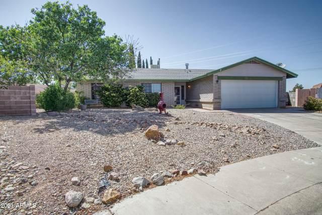 3236 Falcon Way, Sierra Vista, AZ 85650 (MLS #6236496) :: Conway Real Estate