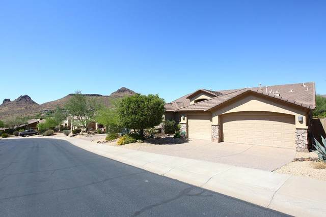 14814 E Lookout Ledge, Fountain Hills, AZ 85268 (MLS #6236505) :: Power Realty Group Model Home Center