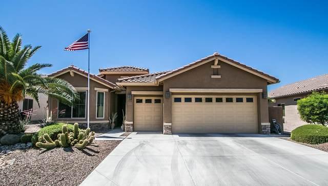 5151 W Buckskin Drive, Eloy, AZ 85131 (MLS #6236526) :: Walters Realty Group