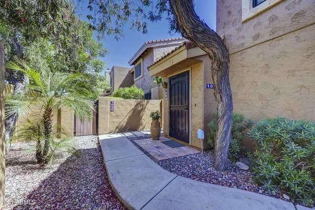 5640 E Bell Road #1050, Scottsdale, AZ 85254 (MLS #6236542) :: The Dobbins Team