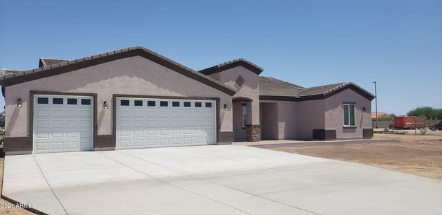 20214 W Moccasin Trail, Buckeye, AZ 85326 (MLS #6236543) :: Nate Martinez Team