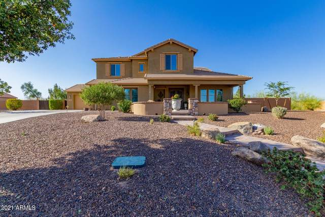 2304 W Phillips Road, Queen Creek, AZ 85142 (MLS #6236545) :: Balboa Realty