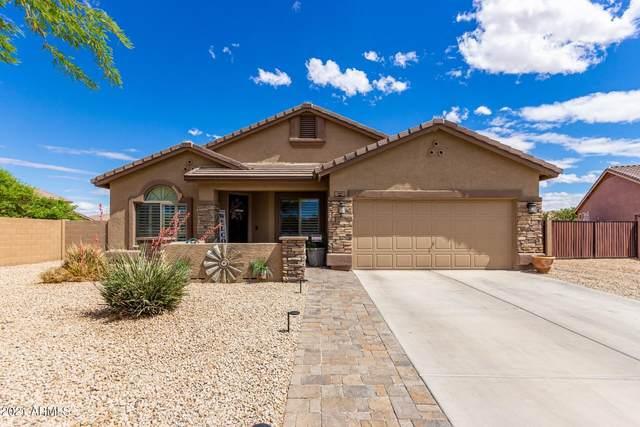 261 S San Rafael Court, Casa Grande, AZ 85194 (MLS #6236549) :: Yost Realty Group at RE/MAX Casa Grande